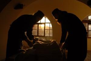 Preparing Rooms for the Pilgrims