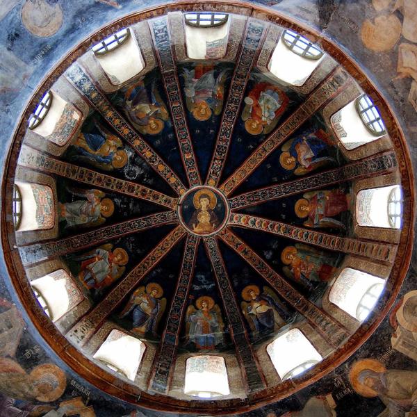 Theotokos of the Chora Monastery