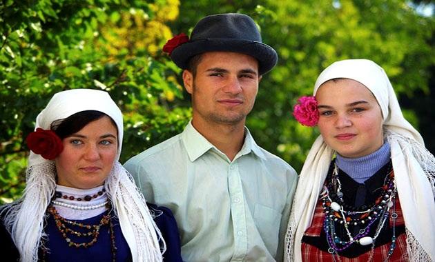 The Gagauz of Moldava ...