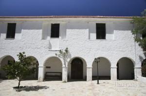 Monastery of Virgin Cathariotissa in Ithaca