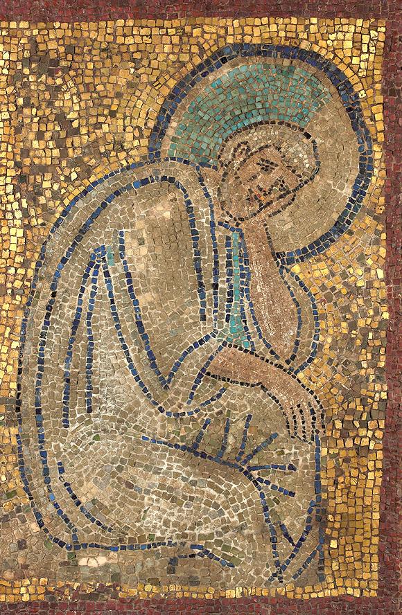 Iosif, mozaic Roma, s8 IN