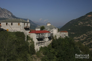 Holy Monastery of Our Lady the Cave-Dweller