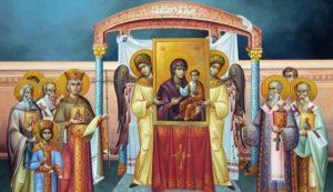 Τhe Τriumph of Orthodoxy
