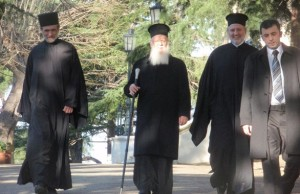 Ηoly Trinity Monastery of Chalki, Constantinoupolis