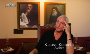 Klaus Kenneth talks about Holy Mountain and Elder Sophrony