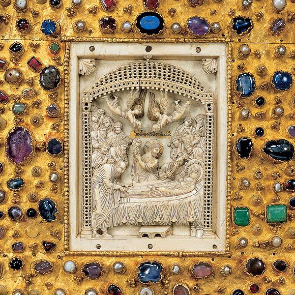 Adormirea-MD,-s10,-Evanghelia-Imparatului-Otto-III,-provenienta-bizantina-IN