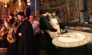 Feast of Saint Evdokimos at Vatopaidi [Part I]