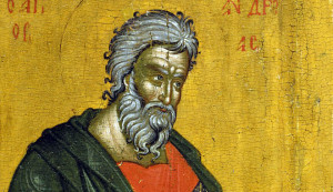 Saint Andrew, Christ's First-Called Disciple
