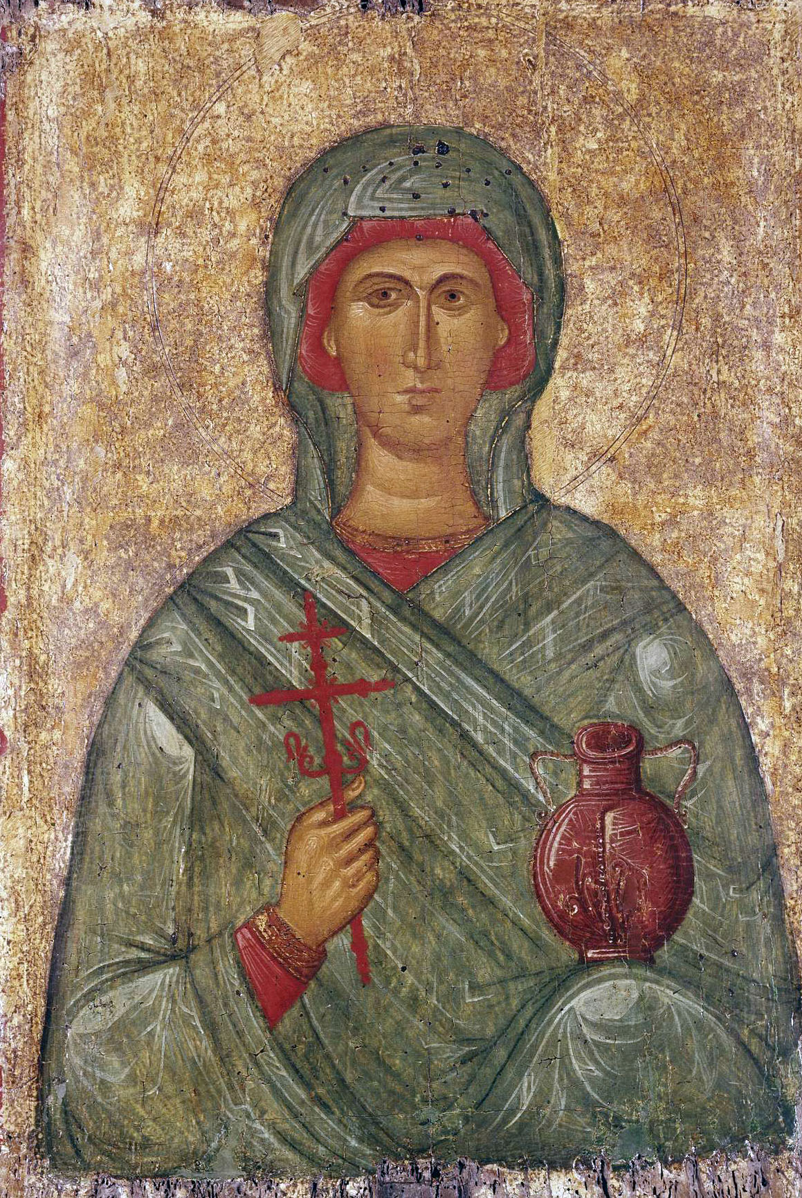 Anastasia Farmacolitria, Bizant, s14