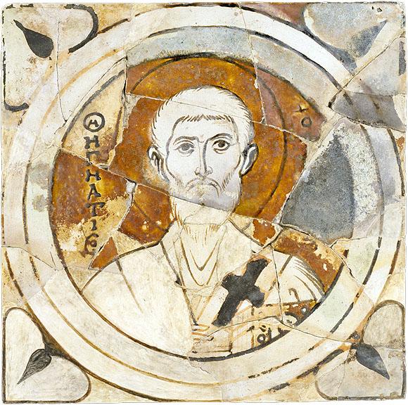 Ignatie, ceramica bizantina, s10 IN