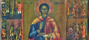 Martyr Boniface and Saint Aglaïa