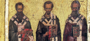 The Three Hierarchs and Education