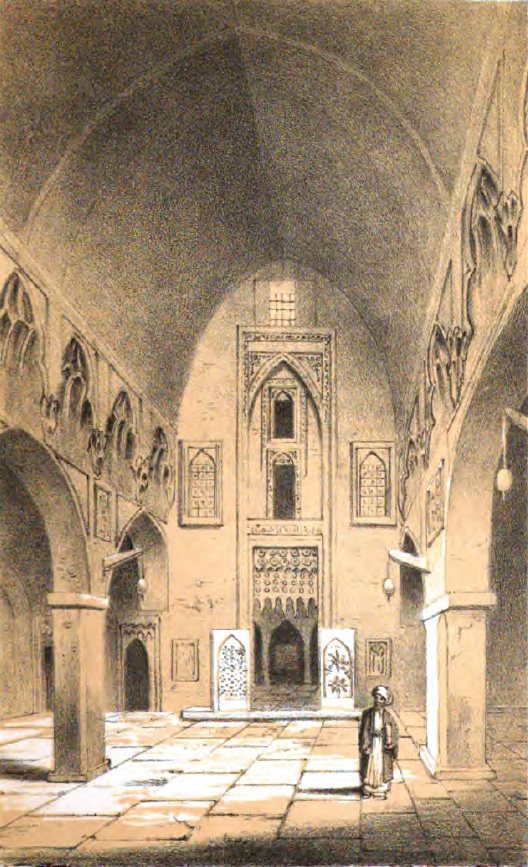 Badger_1852_Church_in_Mosul_East_side