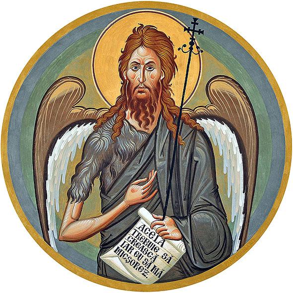 Ioan Botezătorul, Sorin Efros, IN