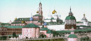 The Holy Martyr Silouan of the Lavra of Saint Sergius