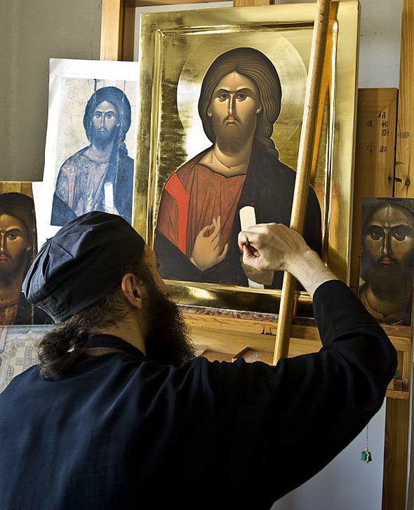 Vatopedi Monte Athos Iconista_1