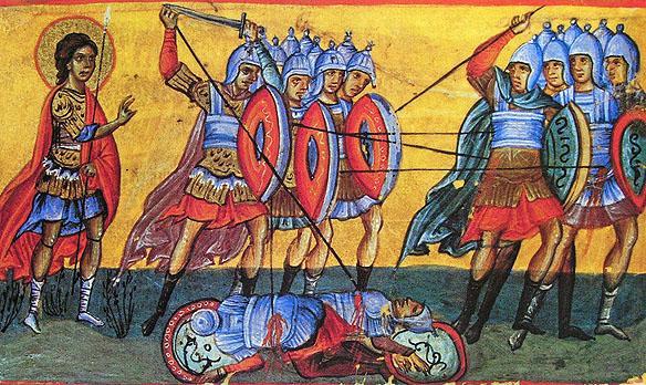 Joshua - Israelis army depeats surrounding nations, man Vatop 602, Octoih, s13 IN