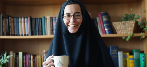 Coffee Interview with Sister Vassa