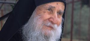 The story of Elder Iosif's smile from eternity