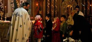 Elder Païsios: The children, their joys and their difficulties
