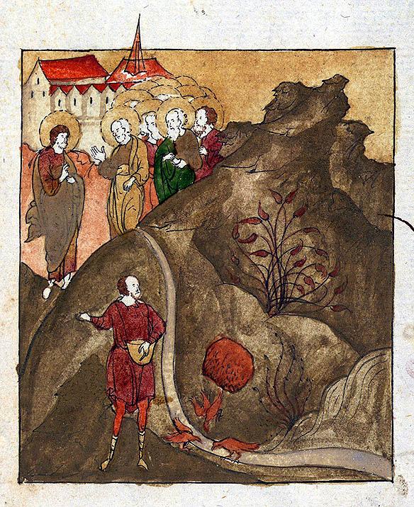 Pilda Semanatorului, greece 1594 IN
