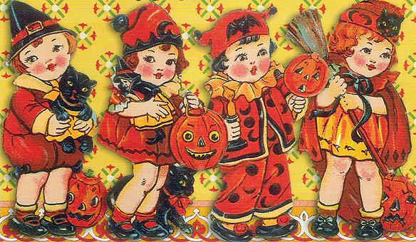 halloween in