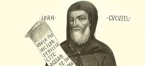 Saint John Koukouzelis