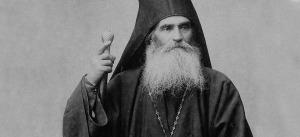 Elder Symeon, Abbot of Grigoriou Monastery (+1905)