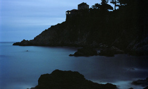 Mount Athos as seen by photographer Stratos Kalafatis