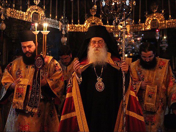 ignatius og bønn