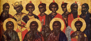 The Forefathers of Christ