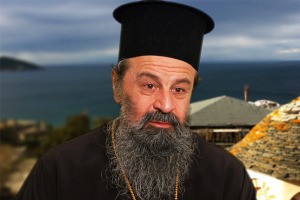 Metropolitan of Drama, Paul, speaks on the area of Pontos