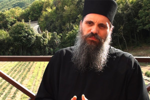 "Monk Iakovos: ""Holy Mountain's Psaltic Tradition"""
