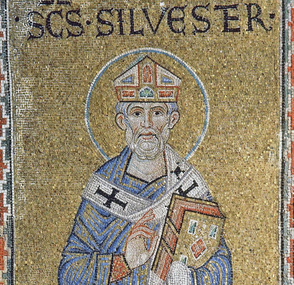 Silvestru Roma, San Marco, s12 IN