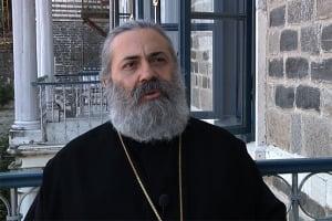 """Metropolitan Pavlos: """"Orthodox Christianity in Aleppo"""""""