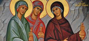 The Myrrh-Bearers