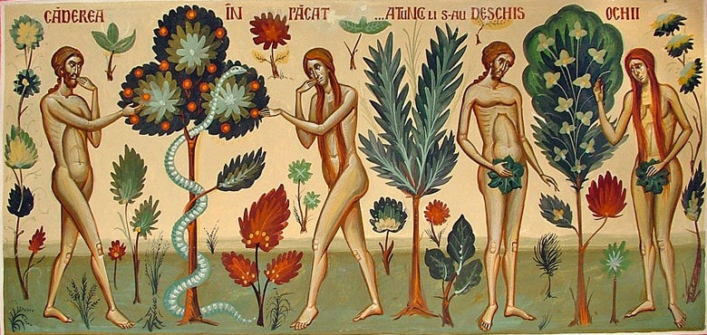 adam and eve relationship with god