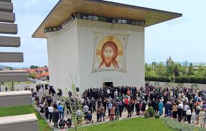 The Church of Saints Johns – Alba Iulia, Romania