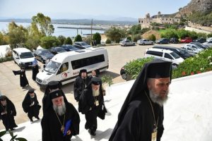June 20, 2016: Opening Session of the Holy and Great Council