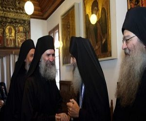 The change of the Supervisory Committee (Hiera Epistasia) in the Holy Mountain Athos