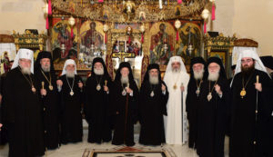 Small synaxis of the Primates