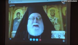 """Through a Glass, Darkly"": Pastoral Challenges in an Age of Social Media (SKYPE call)"