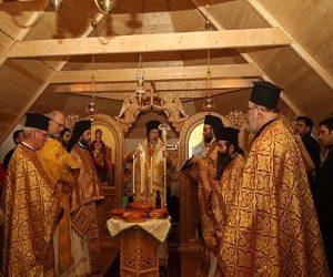 Inauguration of the first Greek Orthodox Monastery in Scandinavia