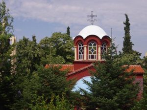 The chapel of the prisoners.