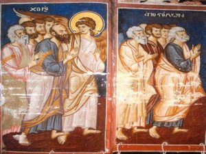The Wall-Paintings in the Chapel of Saint Dimitrios in the Monastery of Vatopaidi.