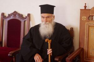 'The saint who found his home again'.