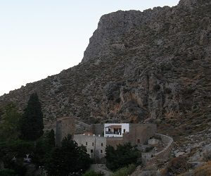 Pilgrimage to Saint Panteleimon's on the island of Tilos