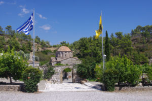 Pilgrimage to the Holy Monastery of the Archangel Michael, Τhari