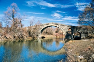 The stone bridges of Grevena