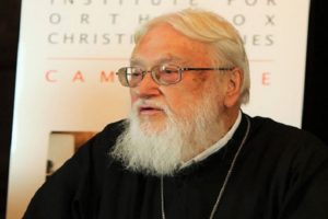 Metropolitan Kallistos on 'From Light to Darkness: the Christian Journey Strangely Reversed'